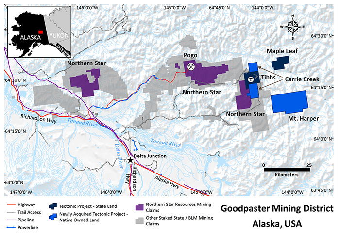 Goodpaster Mining District